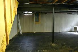 painting new concrete floors how to paint basement floor how to paint basement floors 1 painting