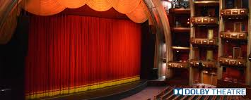 Dolby Theatre Hollywood Pantages