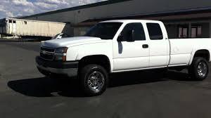 CLEAN** 2006 CHEVY SILVERADO 3500 DURAMAX 4X4 LONGBED EXT CAB ...