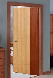 wood interior doors. Modern Interior Door With Oak And Mahogany Wood Doors