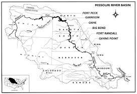 Missouri River Depth Chart Department Of Natural Resources