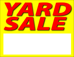 free garage sale signs printable yard sale signs rome fontanacountryinn com
