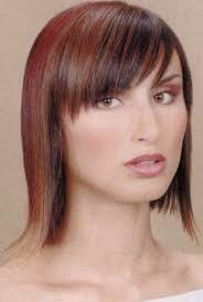 účesy Pro Polodlouhé Vlasy Všechny účesy Vlasy 2012