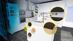 ikea kitchen design new ikea brings kitchen design to virtual reality vrscout of ikea kitchen