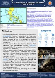FLASH UPDATE: No. 02 - Earthquake in Zambales, Philippines - 23 ...