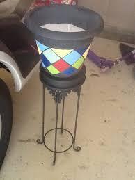 outdoor ashtray