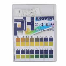 Economic Chart Dispenser Us 2 15 40 Off Universal Application Ph Paper With Dispenser And Color Chart Test Range Insta Check 2 9 For Saliva Urine Water Soil 40 Off In Ph