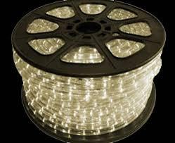 110v 120v led warm white light rope lighting 144