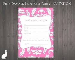 Downloadable Birthday Invitations Free Printable 50th Birthday Party Invitation Templates New Best