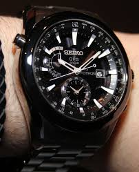 seiko astron gps solar watch timepiece lust solar overall the seiko astron gps solar is a high end quartz watch a very special type of functionality that will appeal to a lot of guys out there