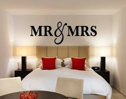 Newlywed Bedroom Amazoncom Mr Mrs Wall Hanging Decor Set Artwork For Wall Home