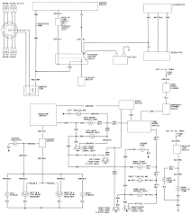 1970 ford thunderbird wiring diagram distributor coil alternator