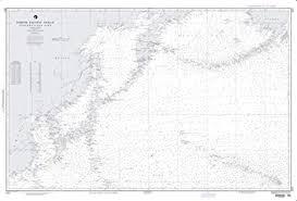 Northwestern Chart Amazon Com East View Map Link Nga Chart 523 North Pacific
