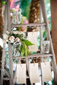 Wedding Seating Chart Ideas Rustic Wedding Seating Chart