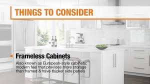 Best Kitchen Cabinets For Your Home The Home Depot