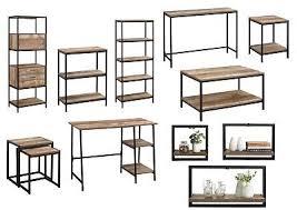 urban industrial furniture. Birlea Urban Industrial Living Furniture - Shelving, Coffee, Side \u0026 Nest Tables