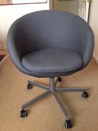 ikea swivel office chair. ikea skruvsta swivel desk chair office