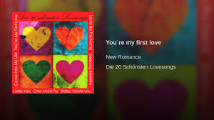 Youre My First Love Instr New Romance Shazam