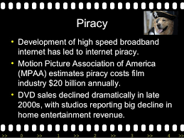 film technology essay piracy bull development of high speed broadband internet