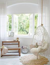 Awesome collection of beautiful indoor swing chairs! Besides being a  wonderful touch to your decor, they're just perfect for a serene relaxation.