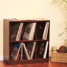 Record Tabletop Storage