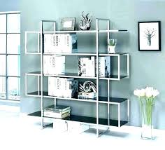 glass bookcase 3 shelf glass bookcase with shelves billy coaster four tier chrome glass bookcase ikea