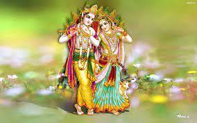 Radha Krishna Desktop Wallpaper Hd 3d