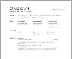 Resume Builder Online Free India On Line Resumes The Best Ideas