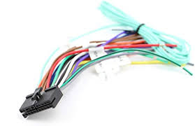 Toyota 20 Pin Stereo Wiring Aftermarket Car Stereo Wiring Harness