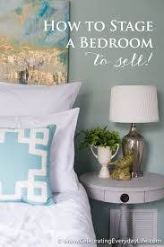 Home Staging Ideas, How To Stage A Bedroom, Decorate A Bedroom For Sale,