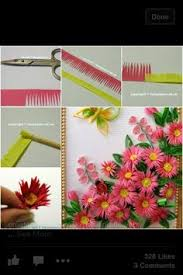 how to diy quilling flower framed wall art tutorial on paper flower wall art tutorial with diy paper flower make a spider mum with cricut explore or