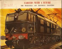 mikeyashworth s most interesting flickr photos picssr british railways careers a future 1956 illustration of manchester sheffield electric