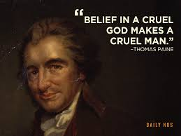 American Revolution Quotes Cool Insightful Thomas Paine Quotes On Religion Freed Thinker