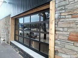 glass garage door restaurant. Commercial Garage Door Restaurant Glass