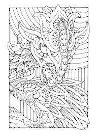 Free Coloring Pages Of Dragons