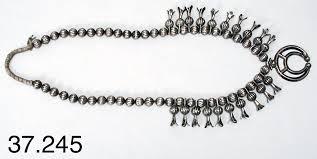 squash blossom necklace detroit