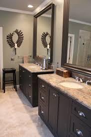 Bathroom Cabinet Colors