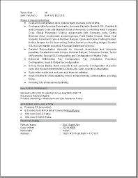 Sap Fico Sample Resume Sap Fico Freshers Resume Format For Sap Sd 19 Sample Resumes Cv Jobs