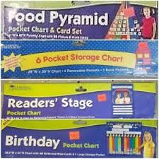 Learning Resources Birthday Pocket Chart Details About Learning Resources Pocket Charts
