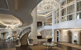 Luxus Villa Interieur Messe Luxus Villa Innen Römischen Stil