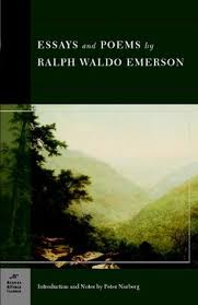essays and poems by ralph waldo emerson 139004