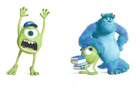 monster inc characters. Beautiful Inc U0027Monsters Inc 2u2032 Character Art Meet The New Monsters To Monster Inc Characters