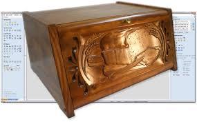 Decorative Bread Box