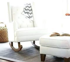 modern rocking chair nursery for with regard to idea 13