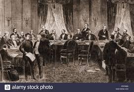 Il Congresso di Berlino del 1878 Foto stock - Alamy