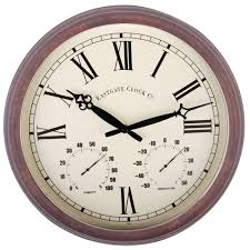 outdoor pool clock winsome outdoor pool clocks and thermometers
