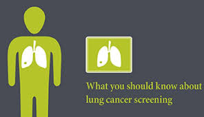 Image result for lung cancer screenings