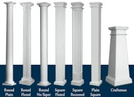 Small Picture pillars in living rooms