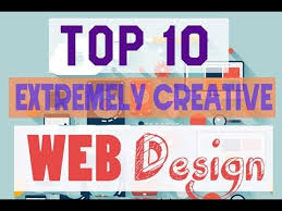 Web Design Trends 2016 Top 10 Extremely Creative Web Layouts Youtube