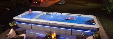 select a swim spa
